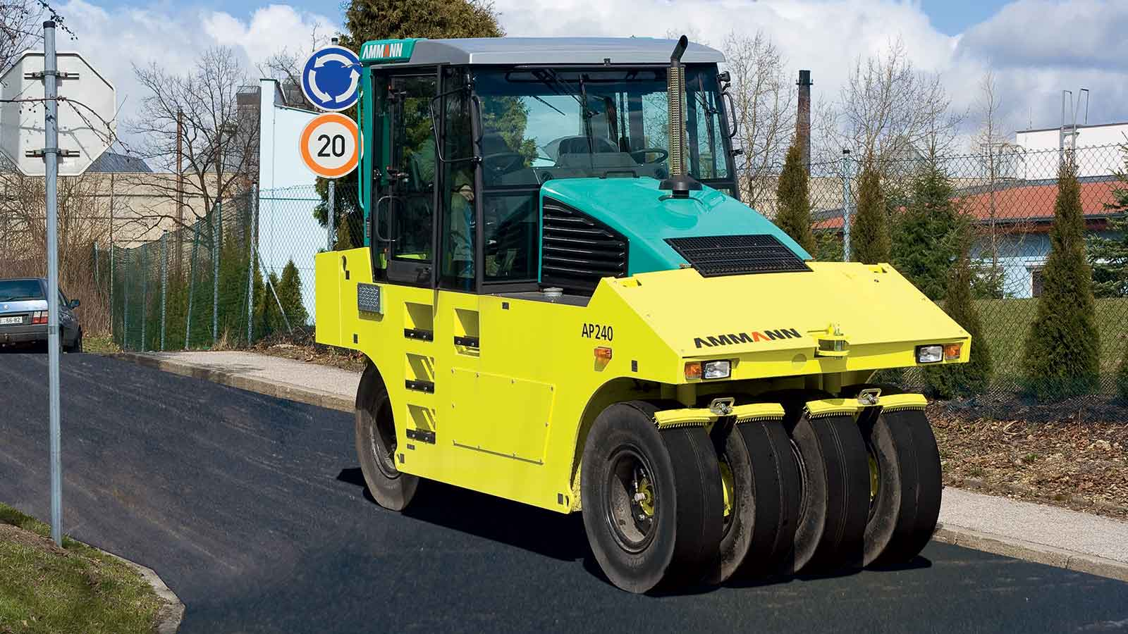 Ap 240 Tier 2 Pneumatic Tyred Roller Coplant Co Uk