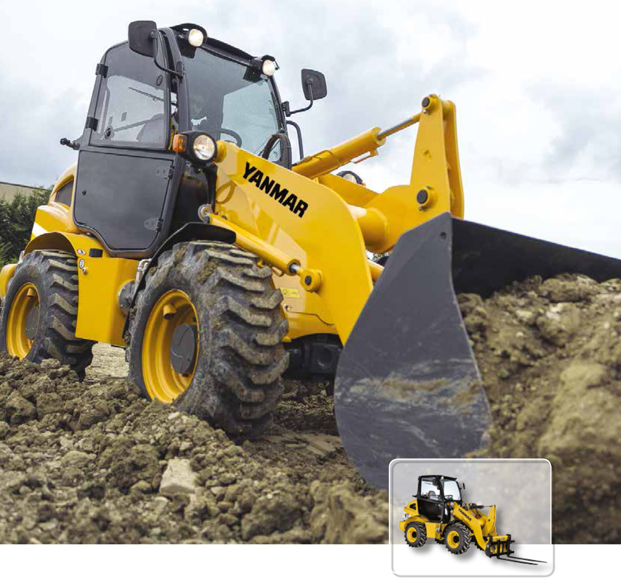 Yanmar 1300d Tractor Parts : Yanmar loader parts pictures to pin on pinterest thepinsta
