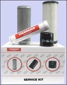 Yanmar Service Kit, Yanmar Spare Parts