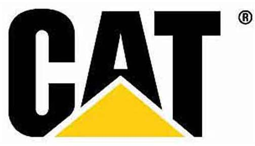 Caterpillar Plant Machinery Logo - CoPlant Ltd
