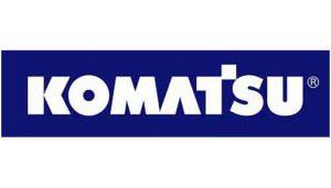 Komatsu Plant Machinery Logo - CoPlant Ltd
