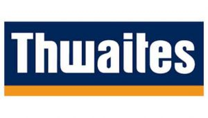 Thwaites Plant Machinery Logo - CoPlant Ltd