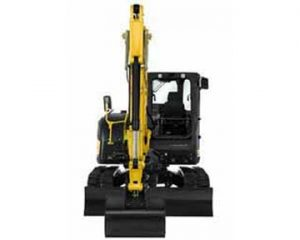 Yanmar Midi Series Diggers available at CoPlant