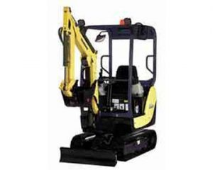 Yanmar SV Series Diggers available at CoPlant