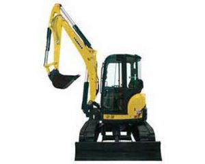 Yanmar ViO Series Diggers available at CoPlant