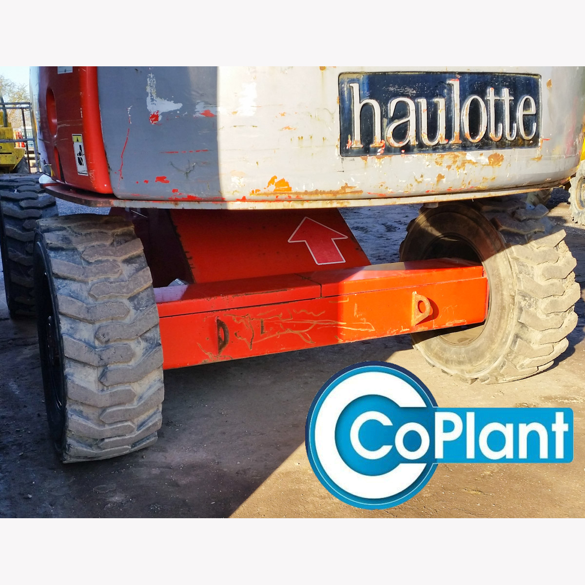 Haulotte H21TX from CoPlant Ltd