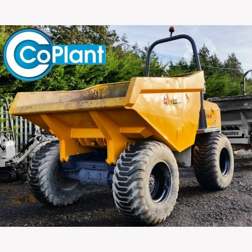 Terex TA9 from CoPlant Ltd - Front