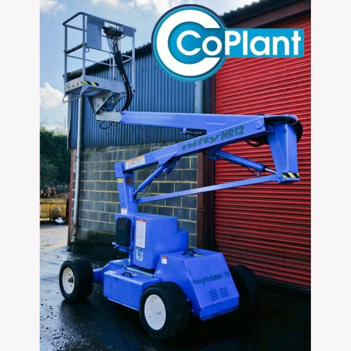 Niftylift HR12NDE from CoPlant Ltd