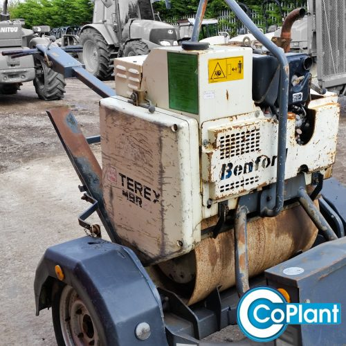 Terex MBR71 Pedestrain Roller available from CoPlant Ltd