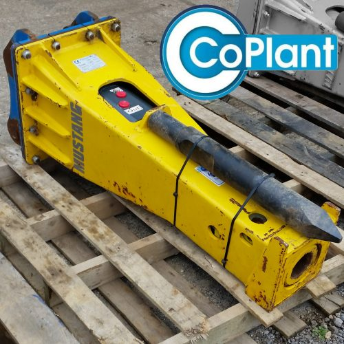 Mustang SB300 Hydraulic Breaker available from CoPlant Ltd