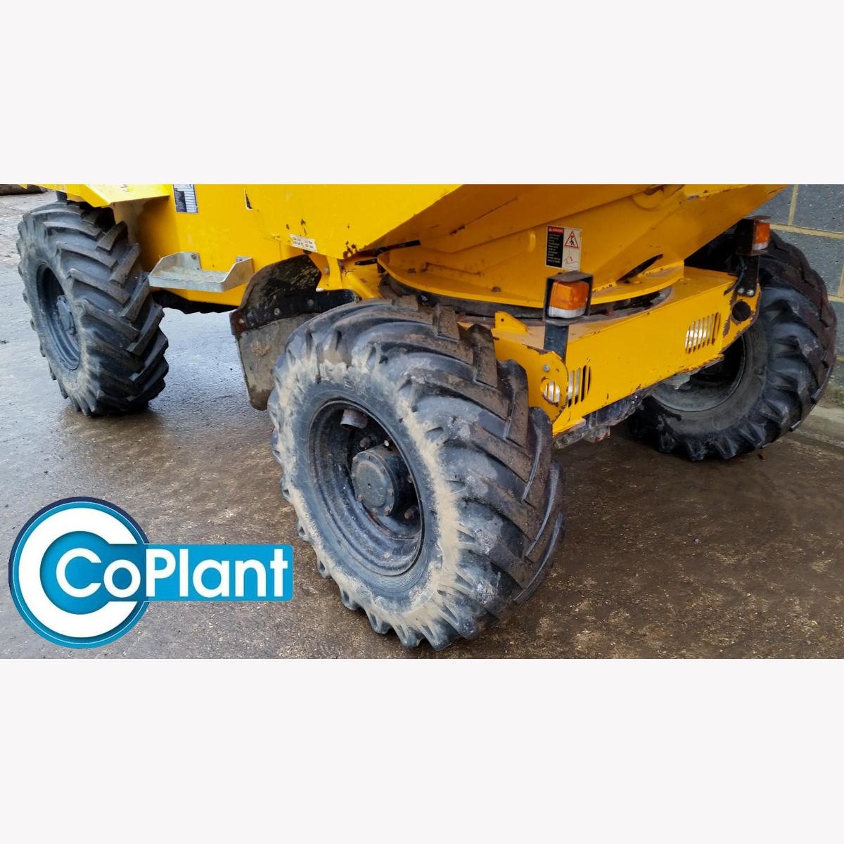 3 Ton Thwaites Dumper available from CoPlant Ltd