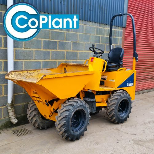 2015 Thwaites 1 Ton Skip Dumper Available From CoPlant