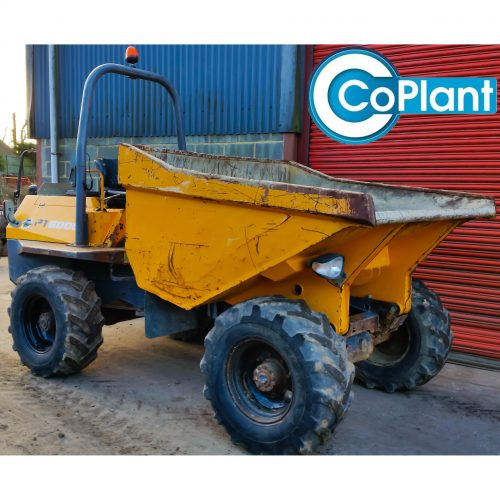 TEREX PT6000 6 TON DUMPER AVAILABLE FROM COPLANT