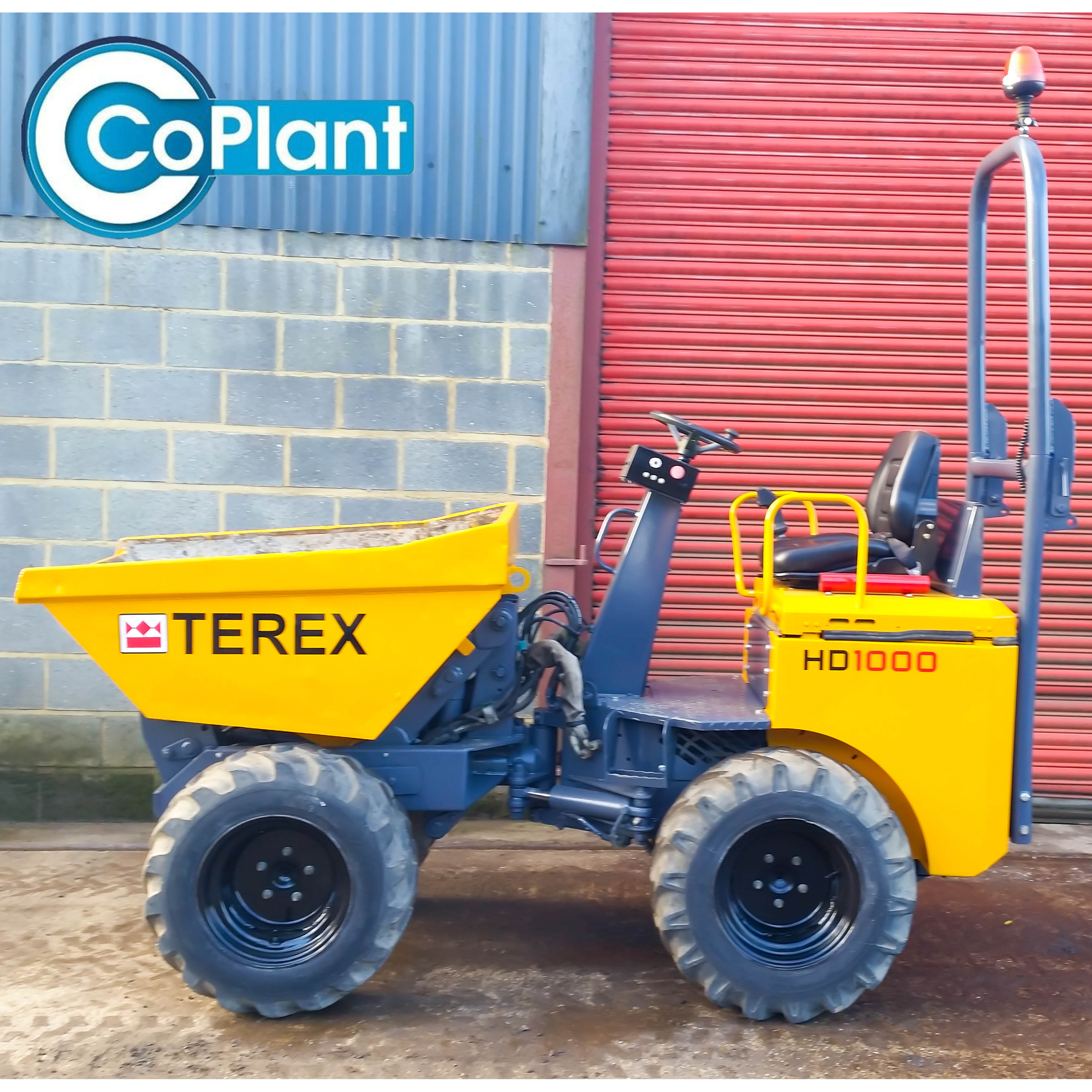 Terex HD1000 2008 Dumper available from coplant