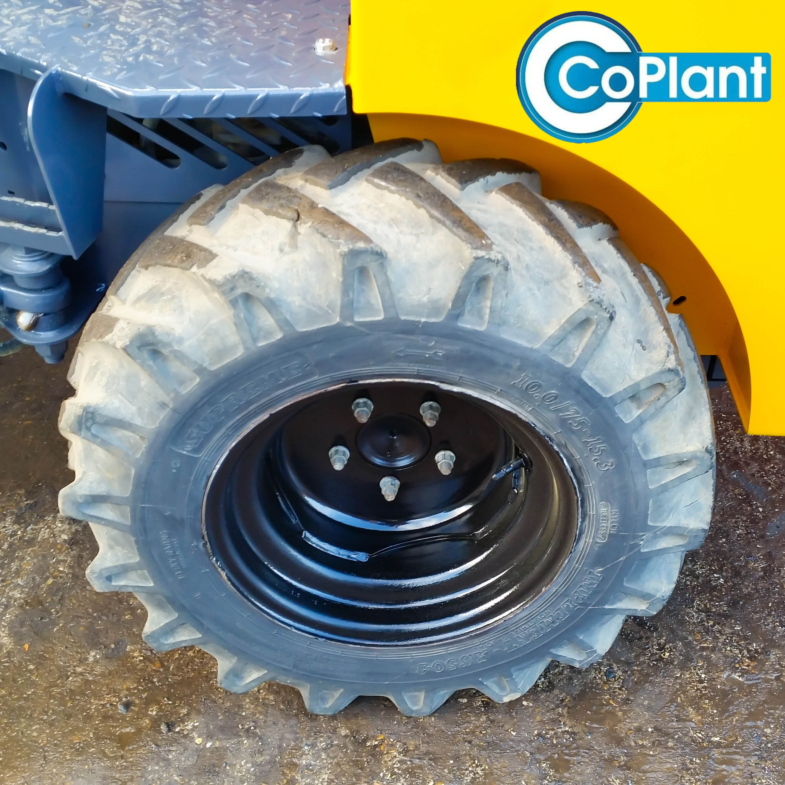 Terex HD1000 2008 Dumper available at coplant