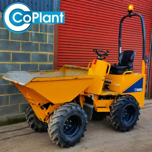 THWAITES 1 TON DUMPER AVAILABLE FROM COPLANT