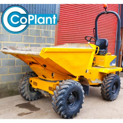 THWAITES 3 TON DUMPER AVAILABLE FROM COPLANT