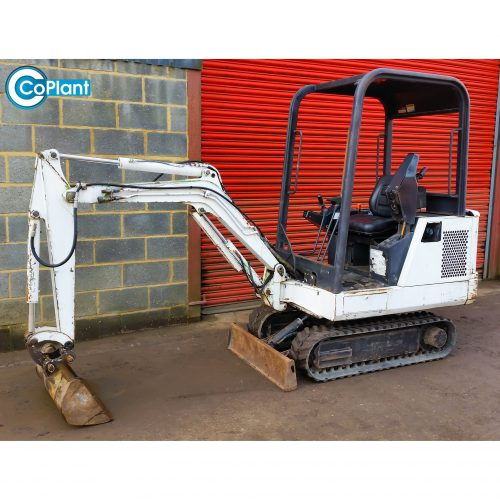 Bobcat 320 Excavator Mini Digger available from coplant