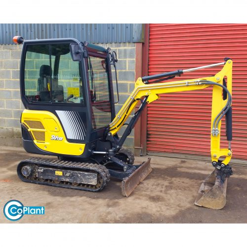 YANMAR SV18 FRONT 2 AVAILABLE FROM COPLANT